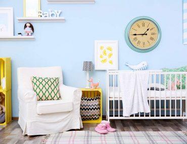 Cum pregatim camera bebelusului