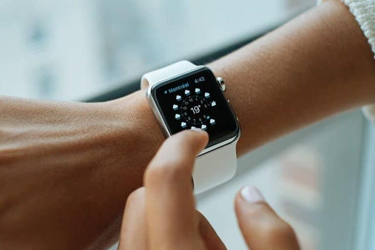 smartwatch de dama
